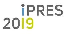 iPRES 2019 logo
